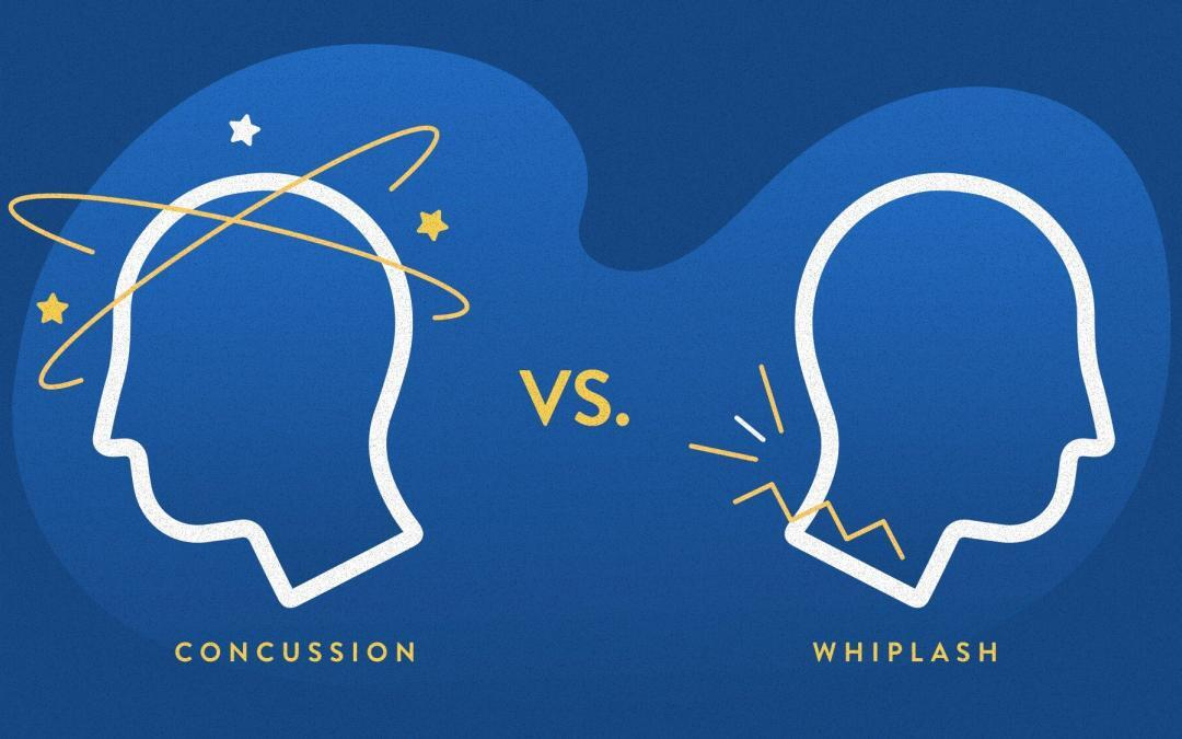 Concussion Vs. Whiplash | Can whiplash due to an auto accident cause a concussion?